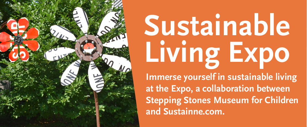 Sustainable Living Expo (10/13/18, 10am – 2pm)