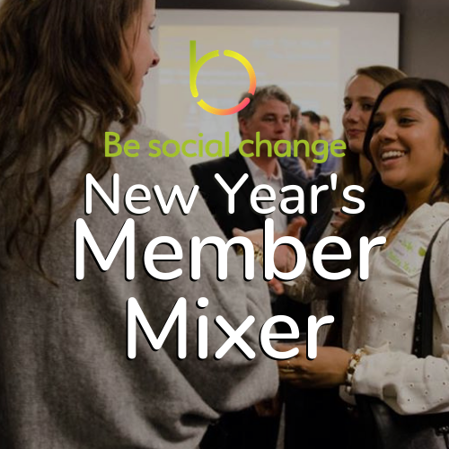 New Year's Member Mixer (Jan 24th – Members Only 6:30pm – 9pm)