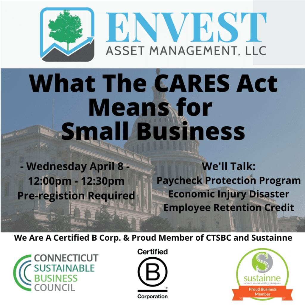 Cares Act Small Business